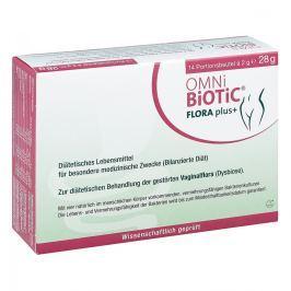 Omni Biotic Flora plus+ saszetki