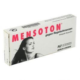 Mensoton gg. Regelschmerzen Filmtabl.