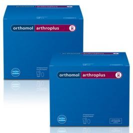 Orthomol Arthro plus proszek+kapsułki
