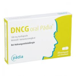 Dncg Oral Paedia Hartkapseln
