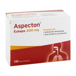 Aspecton Eukaps 200 mg kapsułki