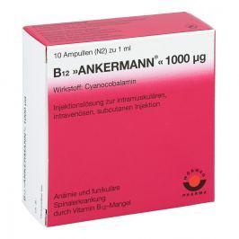 B 12 Ankermann 1000 [my]g Amp.