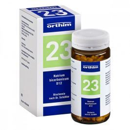 Biochemie Orthim 23 Natrium bicarbonic.D 12 Tbl.