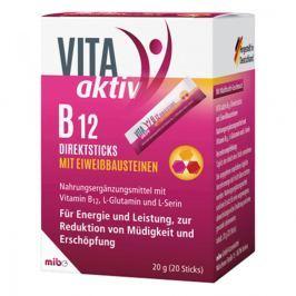 Vita Aktiv B12 Direktsticks mit Eiweissbausteinen