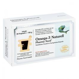 Omega 3 Naturell Pharma Nord Kapseln