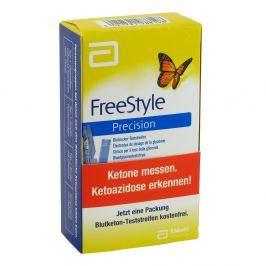 Freestyle Precision  Testy paskowe do mierzenia poziomu cukru we