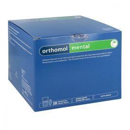 Orthomol Mental granulat+kapsułki