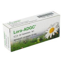 Lora Adgc Tabl.
