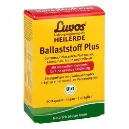 Luvos Heilerde Bio Ballaststoff Plus Kapseln