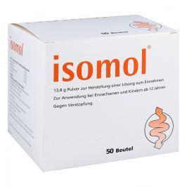 Isomol Pulver zur, zum Herst.e.Lsg.z.Einnehmen