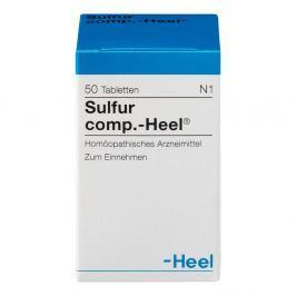 Heel Sulfur Comp. Tabletki