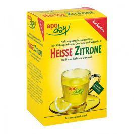 Apoday Heisse Zitrone proszek z wit. c i wapniem