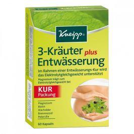Kneipp 3 ziołowe kapsułki na odwodnienie