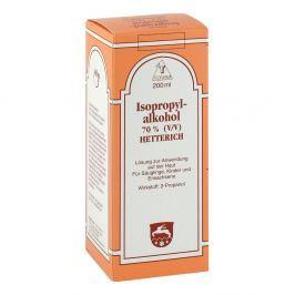 Isopropylalkohol 70% V/v 'hetterich' roztwór