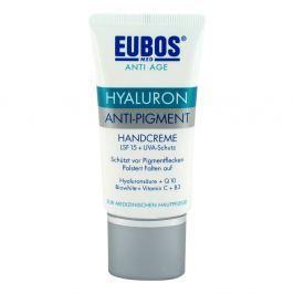 Eubos Hyaluron Anti Pigment krem do rąk SPF15