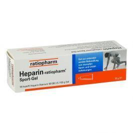 Heparin Ratiopharm Sport Gel