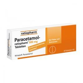 Paracetamol ratiopharm 500 mg tabletki