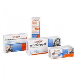 Ratiopharm zestaw na przeziębienie