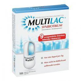 Multilac Synbiotikum Kapseln