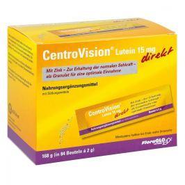 Centrovision Lutein 15 mg direkt Granulat