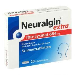 Neuralgin extra Ibu Lysinat Filmtabl.