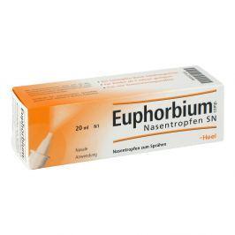 Euphorbium Comp. Nasentr. Sn Nasendos.spray