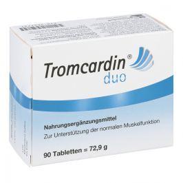 Tromcardin duo tabletki