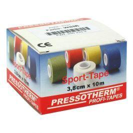 Pressotherm Sport-tape 38cmx10m opatrunek biały