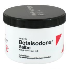 Betaisodona Salbe Tiegel