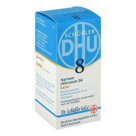 Biochemie Dhu 8 Natrium chlor. D 6 Karto Tabl.