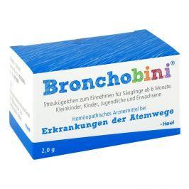 Bronchobini Globuli Medycyna naturalna