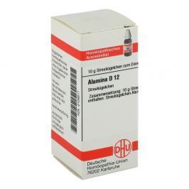 Alumina D 12 Globuli