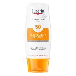 Eucerin Sun Żel-krem do opalania do skóry alergicznej SPF 50+