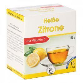 Rozgrzewająca cytryna + Vitamin C w proszku saszetki