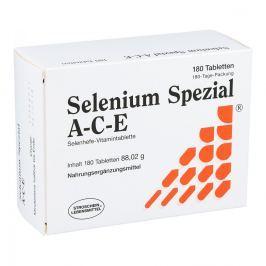 Selenium Spezial Ace tabletki