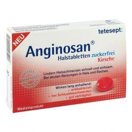 Tetesept Anginosan Tabletki na gardło, bez cukru