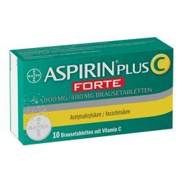 Aspirin plus C Forte, tabletki musujące 800mg/480mg