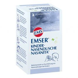 Emser Nasanita, aparat do płukania nosa dla dzieci