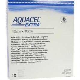 Aquacel Extra 10x10cm Kompressen