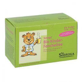 Sidroga Bio Kinder herbata dla dzieci z kopru włoskiego saszetki