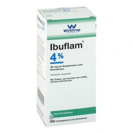 Ibuflam 4% roztwór