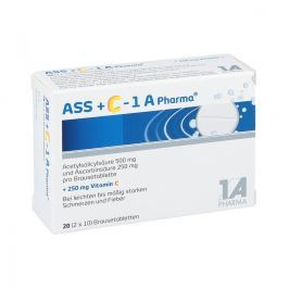 Ass + C 1a Pharma Brausetabl.