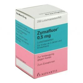 Zymafluor 0,5 mg tabletki do ssania