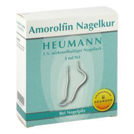 Amorolfin Nagelkur Heumann 5% preparat przeciwgrzybiczny