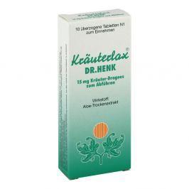 Kraeuterlax 15 mg Kraeuterdragees