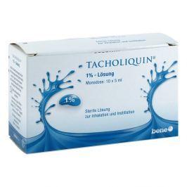 Tacholiquin 1% Loesung Monodose