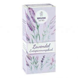 Weleda Lavendel rozluźniający płyn do kąpieli - lawenda