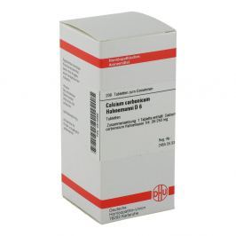 Calcium Carbonicum D 6 Tabletten Hahnemanni