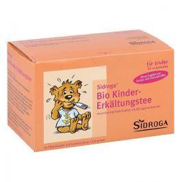 Sidroga Bio herbatka dla dzieci na przeziębienie