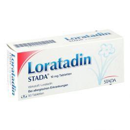 Loratadin Stada 10 mg Tabl.